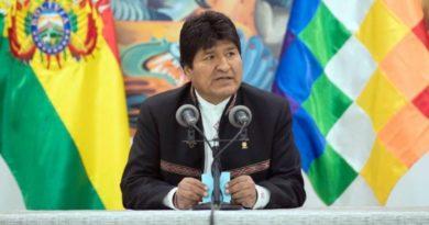 Evo Morales renunció para evitar la matanza de sus hermanos por el golpe de estado
