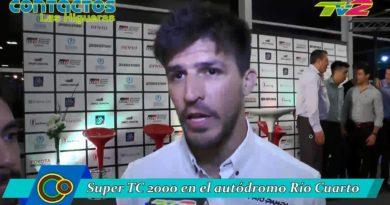 Super TC 2000 en el Autódromo Río Cuarto, Matías Rossi podría ser hoy el Campeón