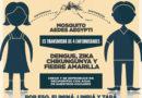 En Río Cuarto presentaron la campaña contra el Dengue, Zika, Chikungunya y Fiebre Amarilla