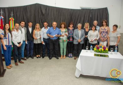 Las Higueras, proclamaron las autoridades municipales electas el 14 de abril