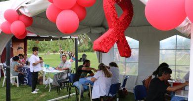 Salud: Se realizaron testeos de VIH Y SIFILIS en Río Cuarto