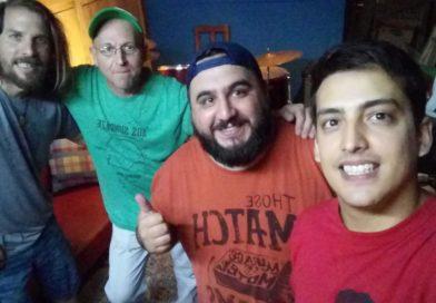 """El grupo musical higuerense """"De Colores"""" se presenta este jueves en El Andino"""