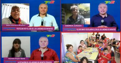 En la semana de los Jardines de Infantes entrevistamos a docentes de Las Higueras