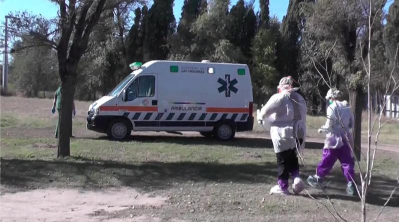 Jueves con dos nuevos casos de covid-19 en Las Higueras y 48 en Río Cuarto