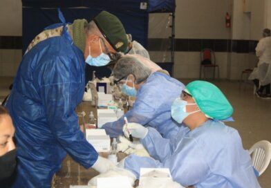 Miércoles con 5 nuevos casos de covid-19 en Las Higueras y 133 en Río Cuarto