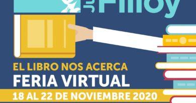 """Bajo el lema """"El Libro Nos Acerca"""", comenzó en Río cuarto la 16° Feria del Libro """"Juan Filloy"""""""