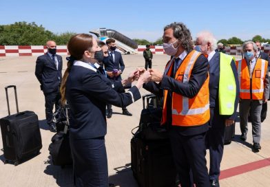 Sputnik: Argentina prepara el operativo para traer un millón más de dosis