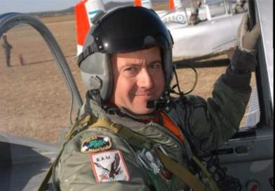 La Fuerza Aérea lamenta el fallecimiento de comodoro Máximo Robertson