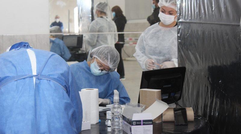 Viernes sin casos positivos de covid-19 en Las Higueras, 193 en Río Cuarto