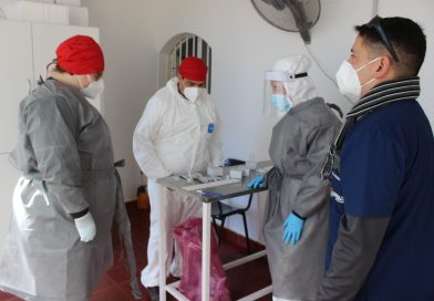 Martes con 5 casos positivos de covid-19 en Las Higueras y 121 en Río Cuarto