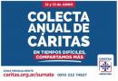 Sábado y domingo se realizará la colecta anual de Cáritas en Las Higueras