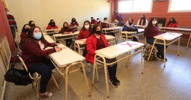 Gasoductos: tendrán gas todas las escuelas con acceso a la red provincial