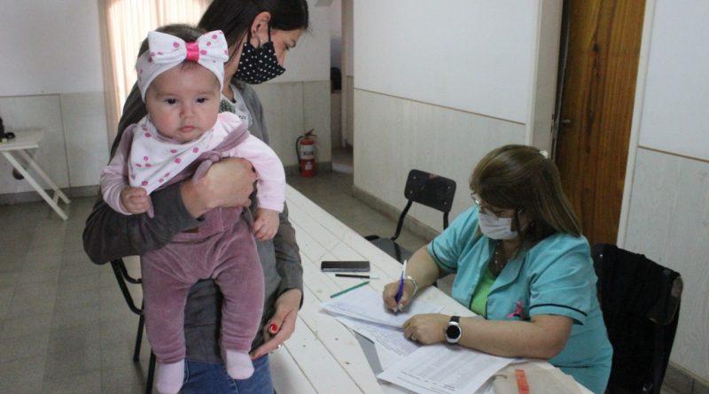 Decenas de mujeres se realizaron la ecografía mamaria en Las Higueras